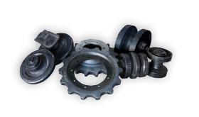 Replacement Undercarriage Parts